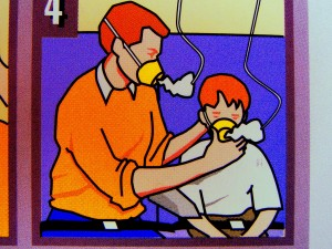 oxygen mask safety for seniors